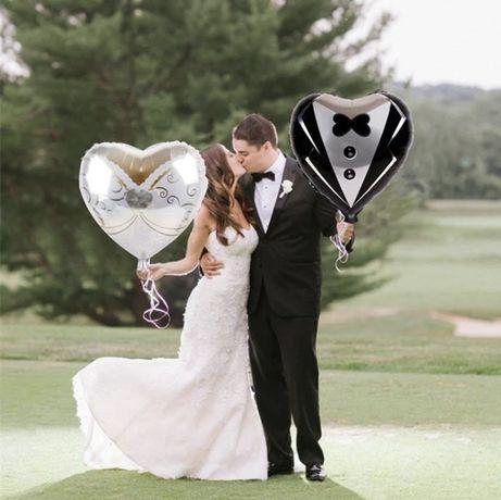 ** Balony z helem na ślub i wesele ** Balony ślubne ** Dekoracje **