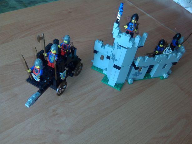 Lego kg Castle 6062 Battering Ram z 1987 r. - Unikat !