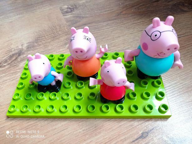 Graty ze starej chaty_ zestaw Świnka Peppa, do LEGO Duplo. *ANT1