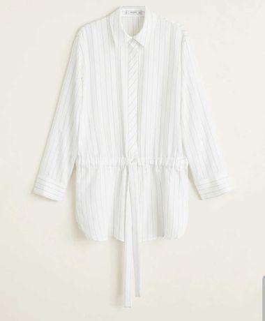 Блуза сорочка Mango