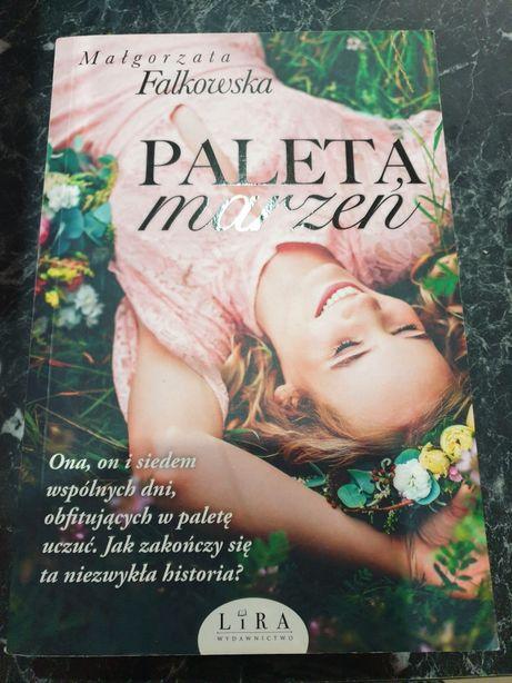 Małgorzata Falkowska Paleta marzeń