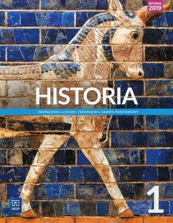 Historia 1 Podręcznik Zakres podstawowy Faszcza, Lolo, Wiśniewski