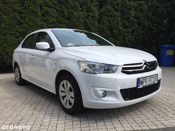 Citroën C-Elysée Kupiony W Polskim Salonie 52 Tyś Km