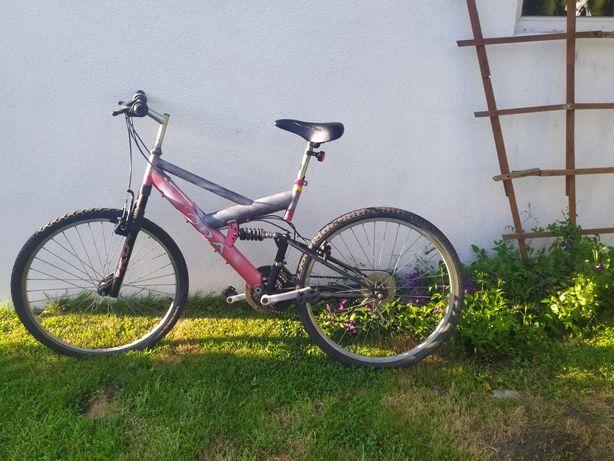 Sprzedam rower na części lub cały