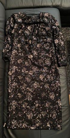 SIMPLE by Dorota Williams sukienka wieczorowa rozmiar 38