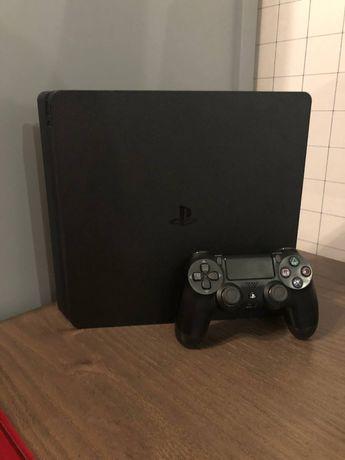 PlayStation 4 Slim 1TB + DualShock 4