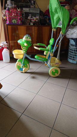 Rowerek dziecięcy -nowy .Wielofunkcyjny