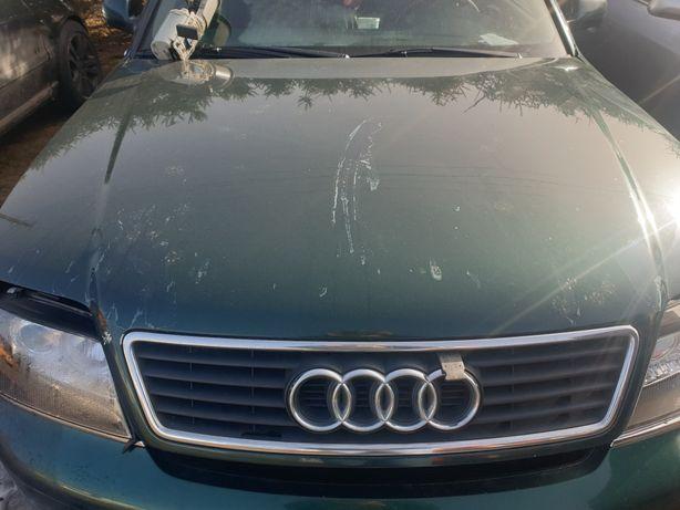 Audi a6c5 sedan maska pokrywa silnika LY6H