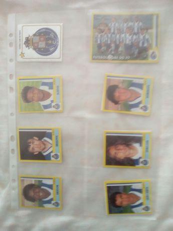 Cromos vários FC Porto