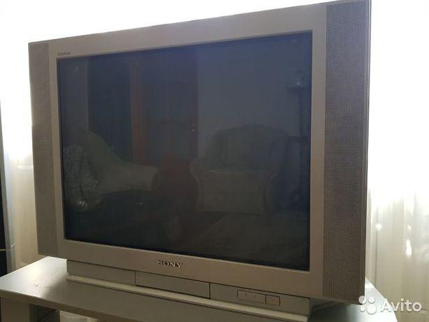 телевизор ЭЛТ sony kv-29fx30e 29 дюймов (качественный сони)