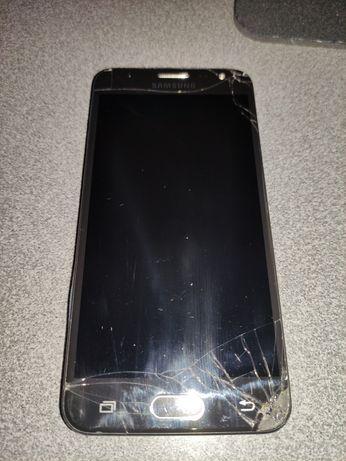 Samsung J5 Prime Ecrã Partido Apenas