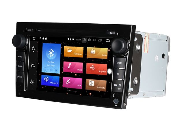 Radio OPEL ANDROID 10 / 4GB Astra Corsa Zafira Vectra 2DIN Navi PL 24H