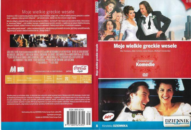 Film DVD Moje wielkie greckie wesele