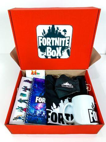 "Подарочный набор Fortnite Box Фортнайт Бокс ""Maxi Box"" Футболка Чашка"