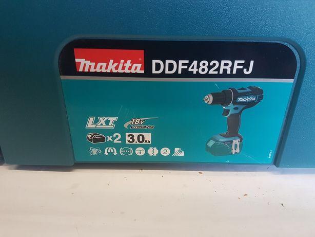 Wkrętarka Makita DDF482RFJ