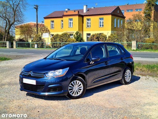 Citroën C4 Benzyna 2013r  100% Oryginał  Klima Kamera Cofania