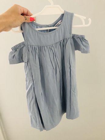Piękna sukieneczka odkryte ramiona Reserved 92