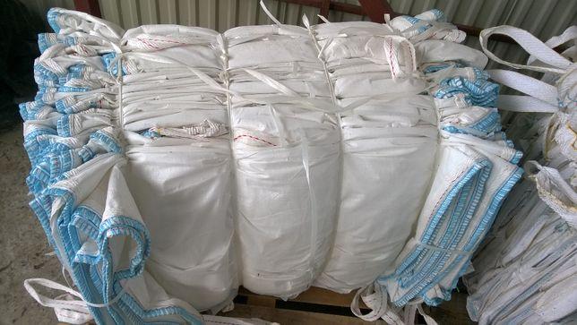 big bag beg worki używane 95/95/165 cm / Wysyłka w 24h