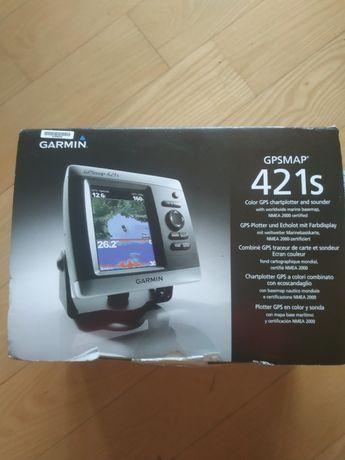 продам эхолот Garmin GPSMAP 421s НОВЫЙ