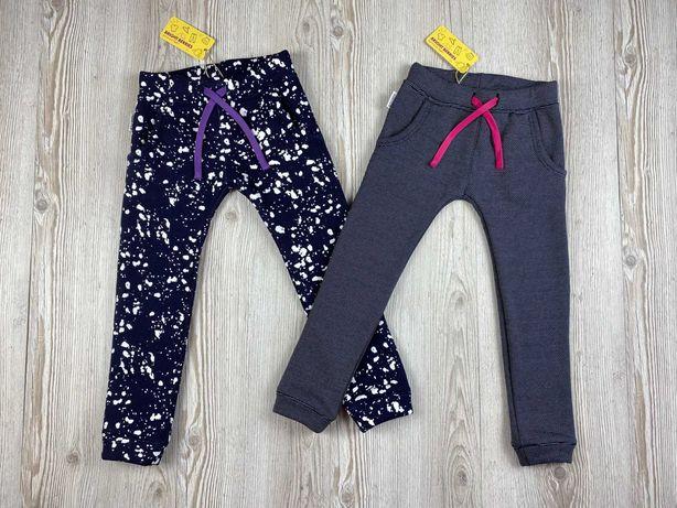Новые теплые штаны для девочек от bright berries