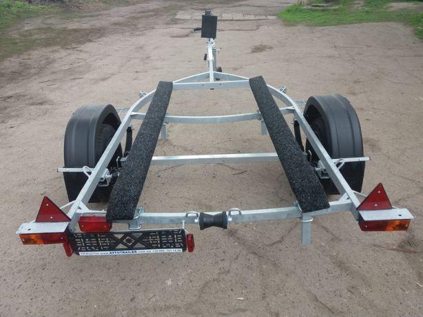 Лафет лодочний прицеп для лодки ПВХ до 3,6м