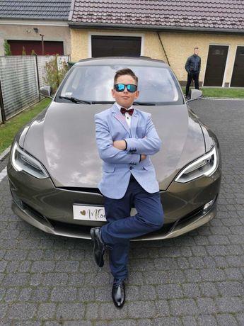 Samochód do ślubu Auto na ślub Tesla S