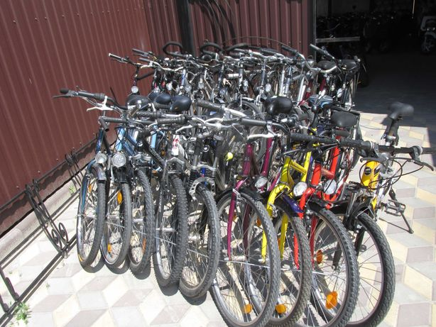 Велосипеды из Германии