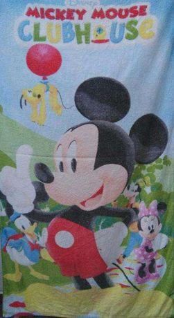 Toalha praia (Mickey / Noddy)