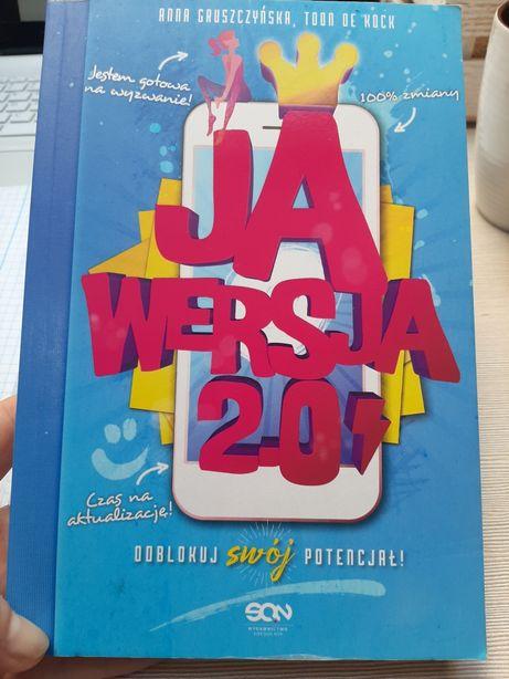 """Książka """"Ja wersja 2.0"""" - Anna Gruszczyńska"""