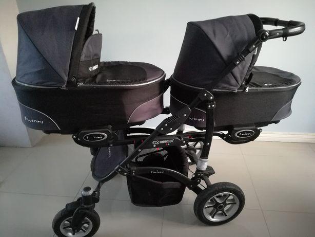Wózek TWINNI Baby Active 2 W 1