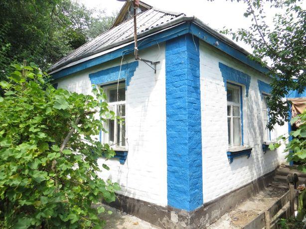 Кирпичный дом с участком 30сот дім з кирпичу цегли ділянка