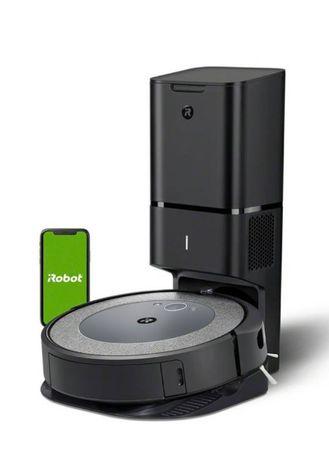Робот-пылесос iRobot Roomba i3 + (3550)