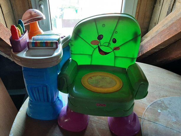 Krzesełko interaktywne