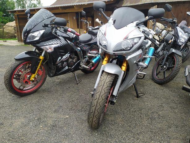 Мотоцикл SPIKE 250-2 Двигатель Zongshen 250 CBR не Viper Lifan Spark