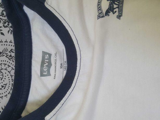 Sweat algodão long sleeve Levi's