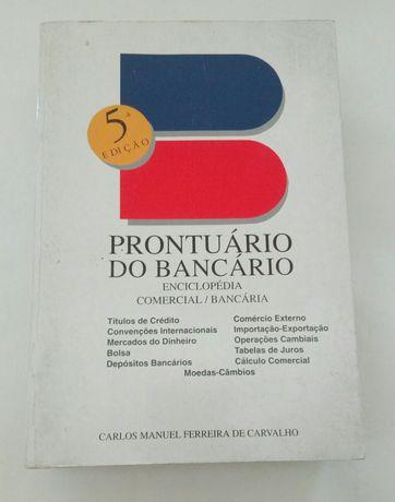 Livro 'Prontuário do Bancário'
