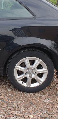 Koła Audi 16, opony 205/55R16 wielosezonowe