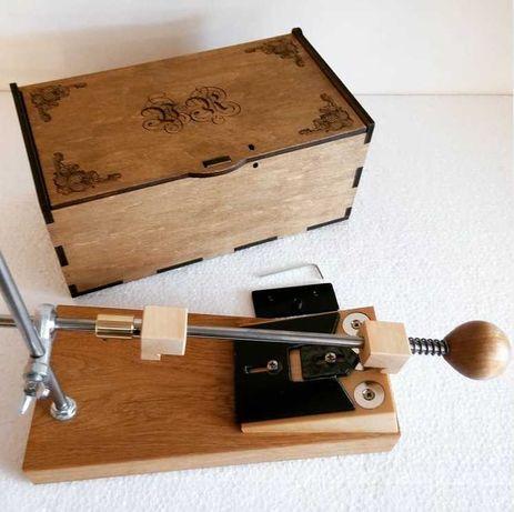 Точилка для ножей ручная работа