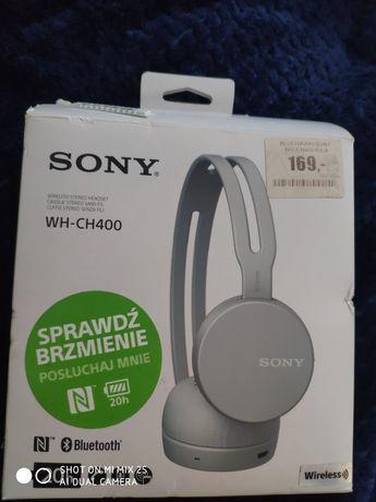 Słuchawki Sony WH-CH400