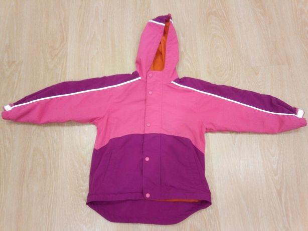 Лыжная куртка 128- 134см
