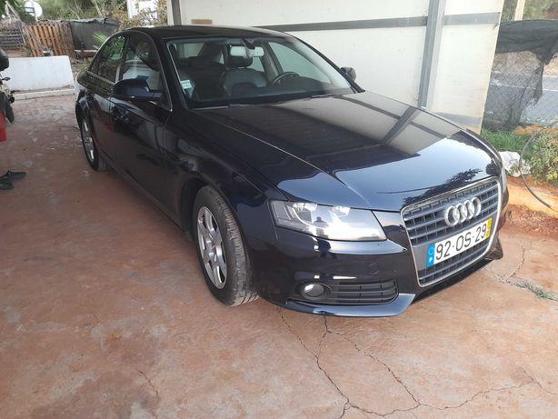 Audi a4 2.0 tdi gasóleo