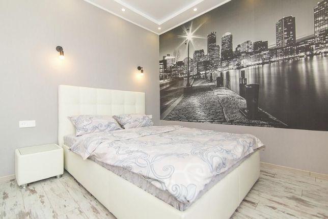 Люкс квартира 2 комнатн.в новом доме в центре Wi-Fi.Ул.Петропавловская