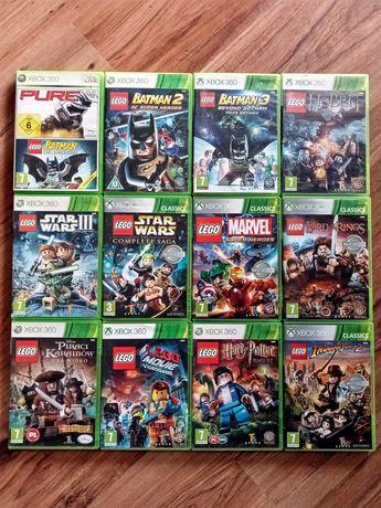 Gry LEGO XboX 360 Dla Dzieci Marvel Batman