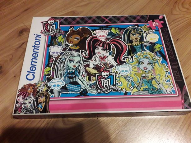 Puzzle 250 Monster High