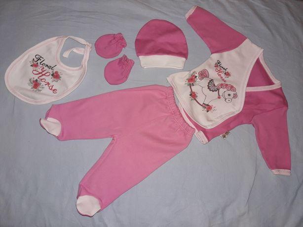 Набор для новорожденных для девочки