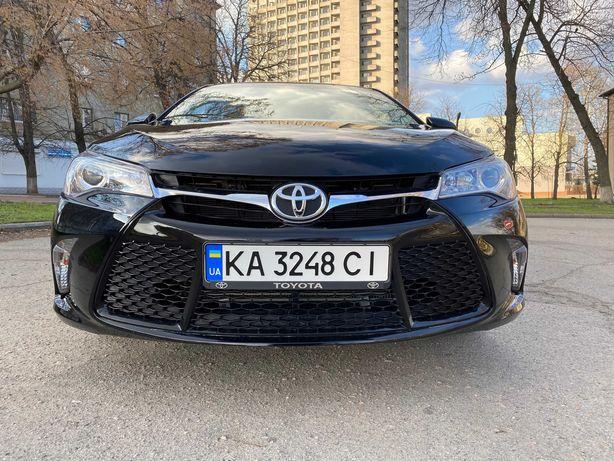 Toyota Camry 2017 SE 2.5