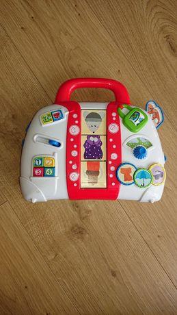 Interaktywna walizka podróżnika Smily Play