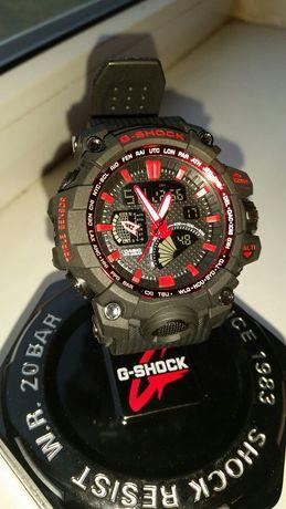 Крутые Часы  G-SHOCK GW-3000 Black-Red, BOX
