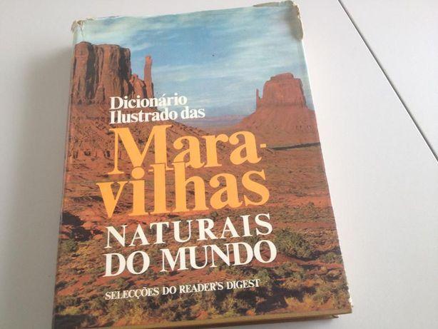Dicionário Ilustrado das Maravilhas Naturais do Mundo