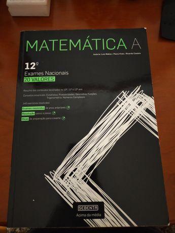 Matemática A preparação exame